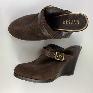 Ralph Lauren Shoes - LRL Ralph Lauren 9.5 Wedges Yeva Shoes